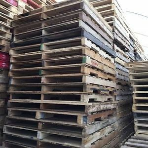 Premium Quality Used Pallets / Skids