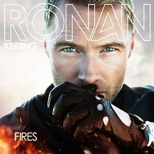 RONAN KEATING Fires CD BRAND NEW