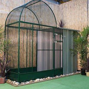 *** NEW LARGE ROYAL AVIARY #BA93R POWDER COATED Grn or Blk *** Preston Darebin Area Preview