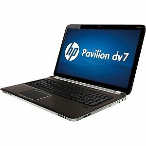 "HP 17.3"" Quad Core i7 Intel Laptop - Excellent Condition!"