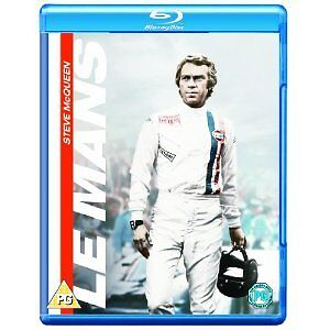 BLU-RAY    LE MANS        BRAND NEW SEALED UK STOCK