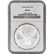 1996 Silver Eagle