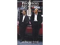 Robson and Jerome - So Far So Good Vhs