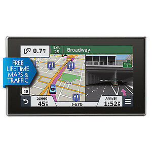 "Garmin Prestige Series nüvi 3597LMTHD 5.0"" high resolution GPS"