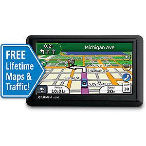 "Garmin nuvi 1490LMT Bluetooth, 5"" GPS w/ Lifetime Maps & Traffic"