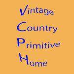 Vintage country primitive home