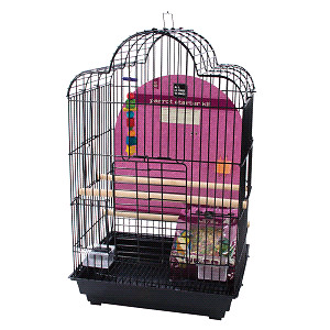 All living things Parrot cage for sale in excellent condition