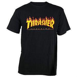 Thrasher Magazine Shirt 96eca507fcd7