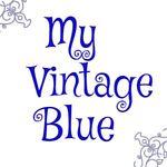 My Vintage Blue