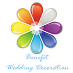Benefit Wedding Decoration
