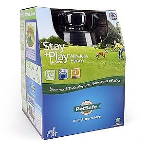 Stay And Play Safe Wireless Dog Fence