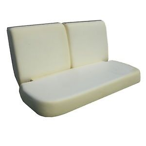 71 72 gm a x body bench seat foam cushion pui new chevelle el camino nova ebay. Black Bedroom Furniture Sets. Home Design Ideas
