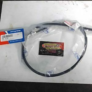 1981 - 2003 Honda ATC 250 TRX 250,350 Throttle Cable, Black Viny