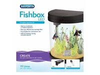 19 Litre Fish Tank with filter and light