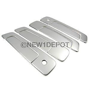 MITSUBISHI LANCER 1996-2005 STAINLESS STEEL DOOR HANDLE COVER