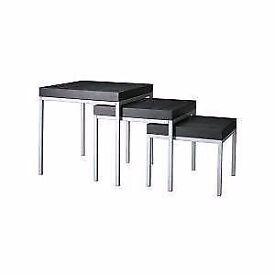 **£30** IKEA KLUBBO Nesting tables