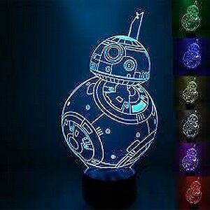 Star Wars The Force éveille 3D Droid BB-8