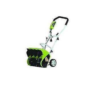 GREENWORKS 16 in. Corded Electric Snow Blower 26022