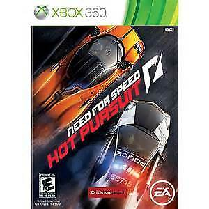 NEED FOR SPEED:HOT POURSUIT XBOX 360