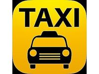Taxi yellow plate wanted east fife