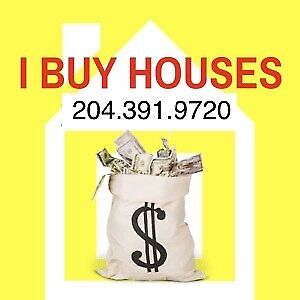 I BUY infill lots, Vacant lots, Double lots, Tear Down Houses/