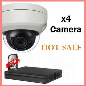 Hot Sale!  3MP Build-in PoE IP Package, starting from $699