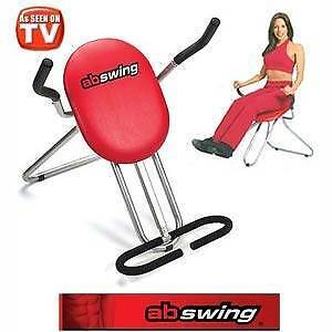 FIRST $50 TAKES IT ~Abs Swing Pro Body Exerciser ~