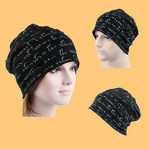 hip-hop hiver chaud coton polyester knit ski beanie.