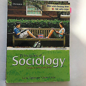 Principles of Sociology: Canadian Perspective (2nd Edition) used