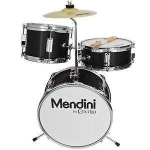 junior drum set ebay. Black Bedroom Furniture Sets. Home Design Ideas