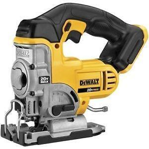 Cordless jigsaw power tools ebay dewalt cordless jigsaws greentooth Image collections