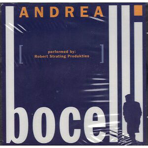 """ANDREA BOCELLI """"BOCELLI"""" BRAND NEW FACTORY WRAPPED CD"""