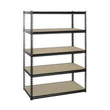 Heavy Duty 5 Shelf Storage Unit Eight Mile Plains Brisbane South West Preview