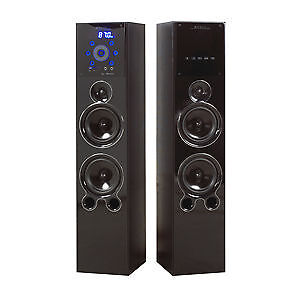 Brand New Kross GY926 Bluetooth Tower Speakers 1500Watts USB/SD+
