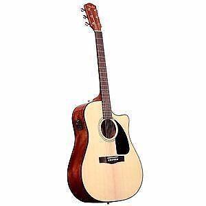 Fender et Gretsch acoustique