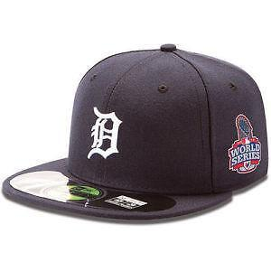 Detroit Tigers World Series Hats 9032010c1f2
