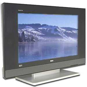 """LCD TV  RCA L26WD12  HDTV Monitor  - 26"""" with remote"""