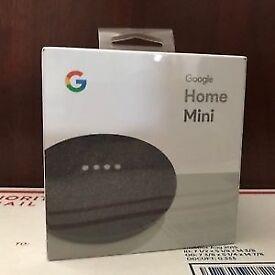 New in Box: Google Home Mini