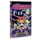 Powerpuff Girls VHS