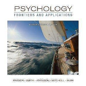 PSYCHOLOGY FRONTIERS AND APPLICATIONS London Ontario image 1