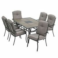 Awesome 7 Piece Patio Furniture Set