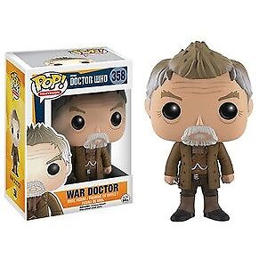 MIB Funko Pop Vinyl Doctor Who:  War Doctor #358