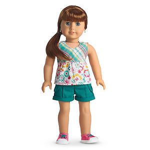 American Girl Doll Clothes- Easy Breezy Outfit (Retired)