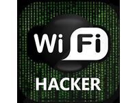 WiFi Hacking service