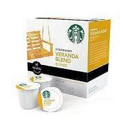Starbucks Blonde K Cups