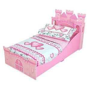 Castle bed bedroom furniture ebay - Camas para nina ...