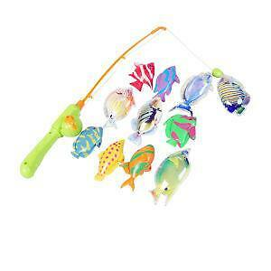 Toy fish ebay for Fishing toy set