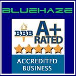 bluehaze