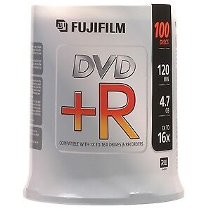 Blank Recordable DVD *** Brand New ***