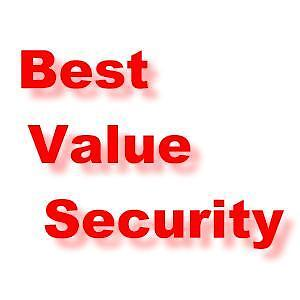 Best Value Security